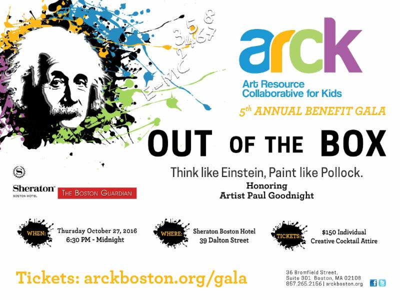 ARCK's 5th Annual Benefit Gala