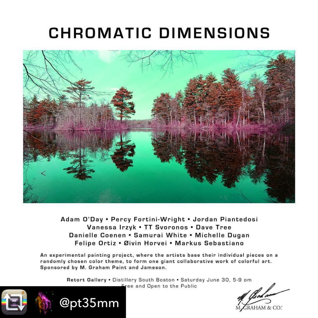Chromatic Dimensions